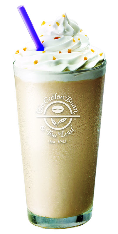 Toffee Nut Ice Blended by CBTL