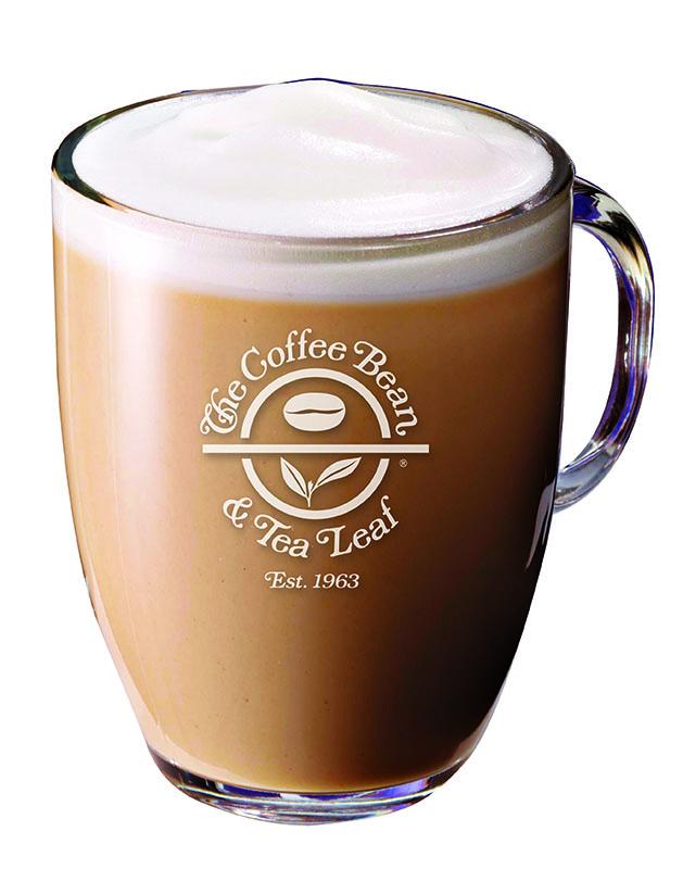 Winter Dream Tea Latte